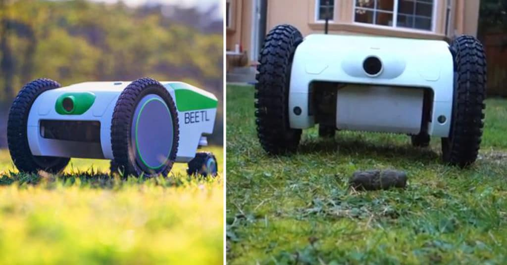 robot Pooper