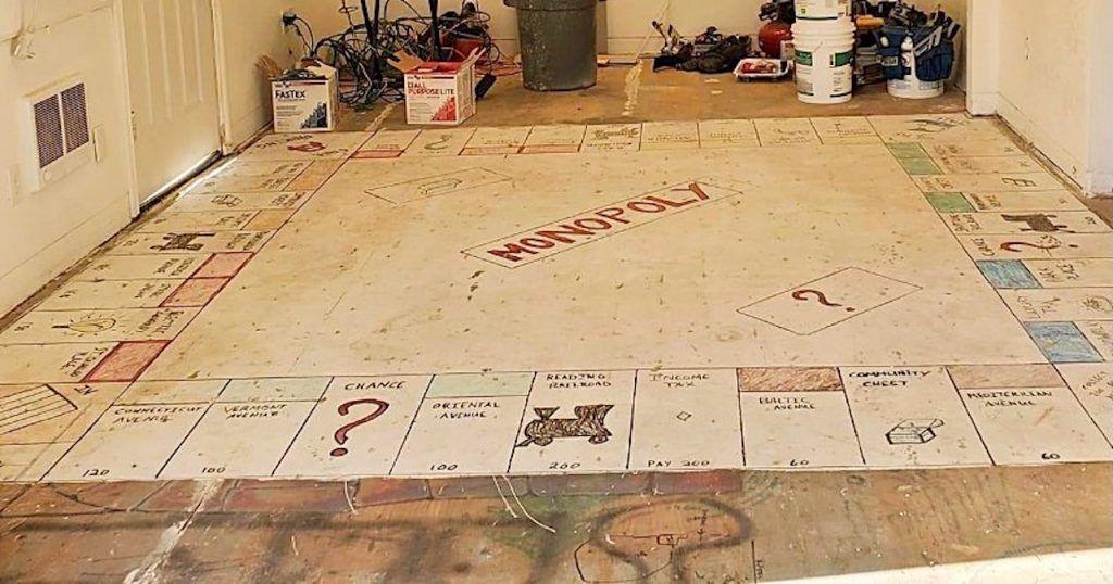 Monopoly géant