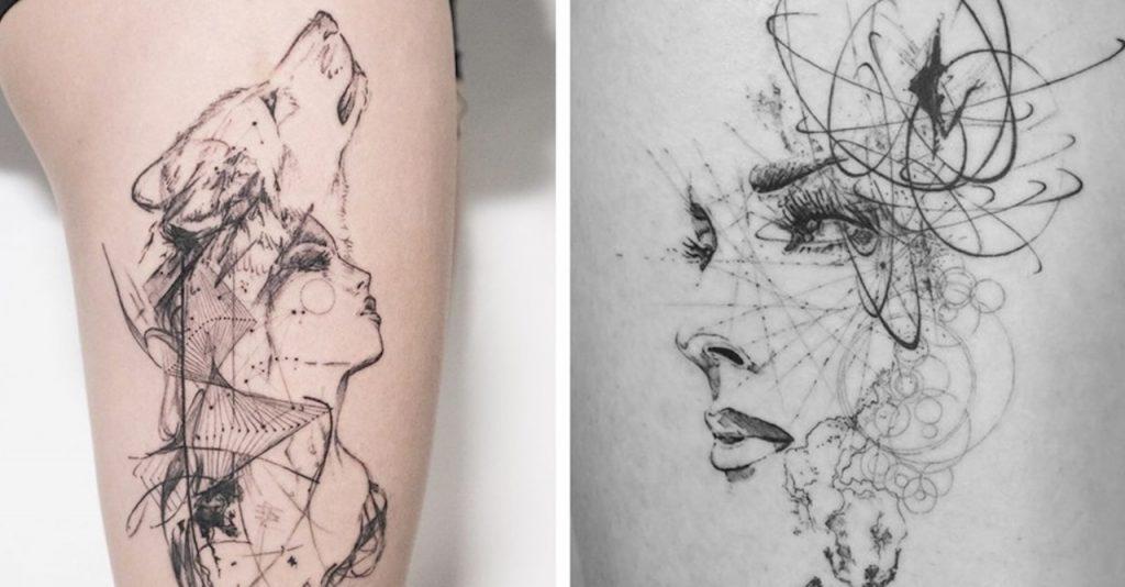 beaux tatouages