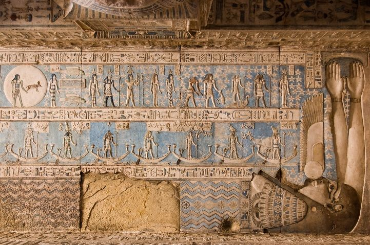 Un temple égyptien vieux de 4200