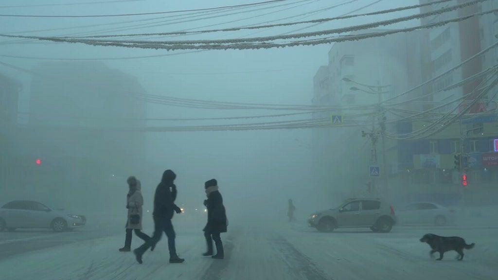 ville la plus froide du monde