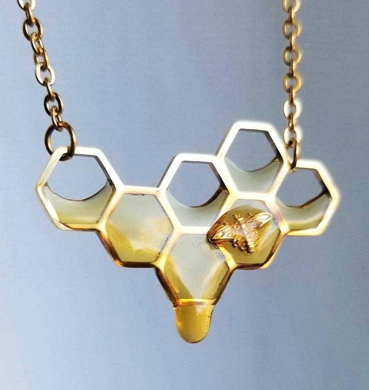 bijoux miel