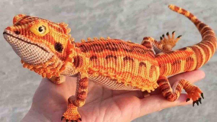 dragons au crochet